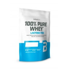 100% Pure Whey Lactose Free...