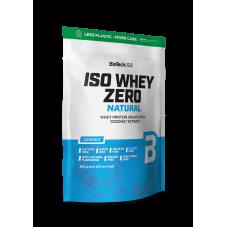 Iso Whey Zero Natural 500g