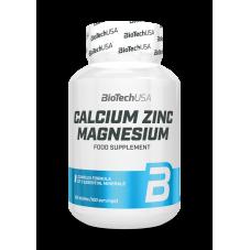 Calcium Zinc Magnesium 100...
