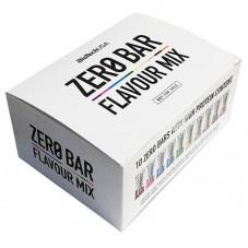 Kit Zero Bar 10x50g
